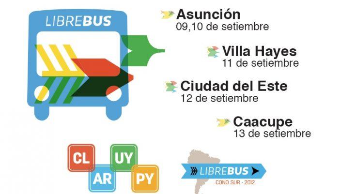 LIBRE BUS EN PARAGUAY/CULTURA LIBRE