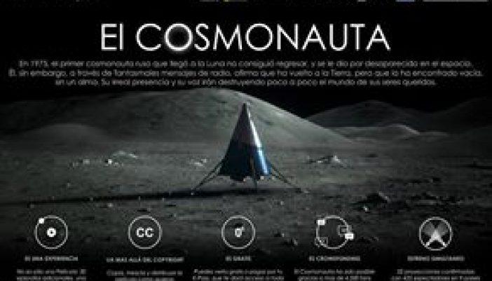 Estreno el Cosmonauta de la mano del grupo CC-Py