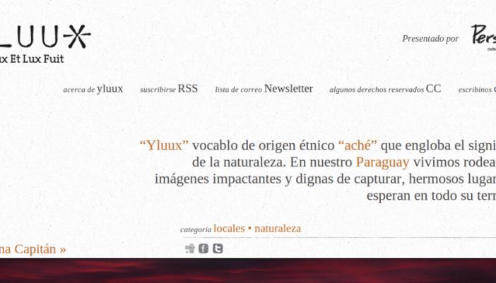YLUUX.com  plataforma de fotos de Paraguay con licencia CC.