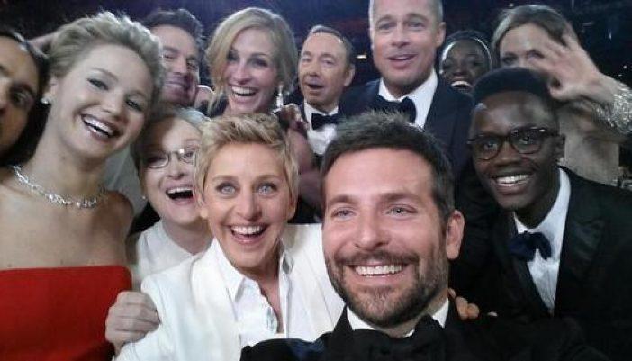 ¿De quién es la famosa selfie de los Oscar? ¿Ellen? ¿Bradley Cooper?