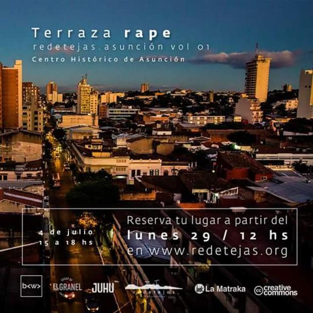 terraza rape