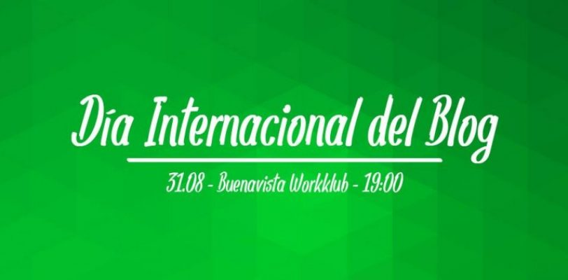 Dia Internacional del Blog