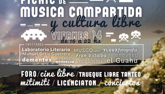 Música compartida y encuentro CC Paraguay