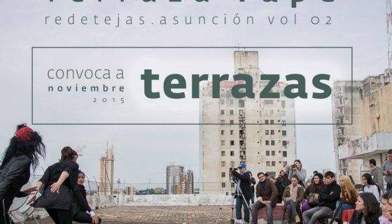 Terraza Rape el vol. 2, busca artistas y terrazas