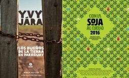 Publicaciones con CC sobre la desigualdad de la tierra en Paraguay