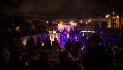 Música libre en la terraza asuncena [Resumen]