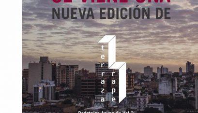 TERRAZA RAPÉ  Redetejas Asunción Vol. 3