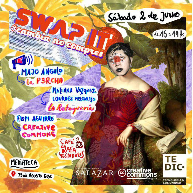 Swap It! #cambianocompres [Evento]